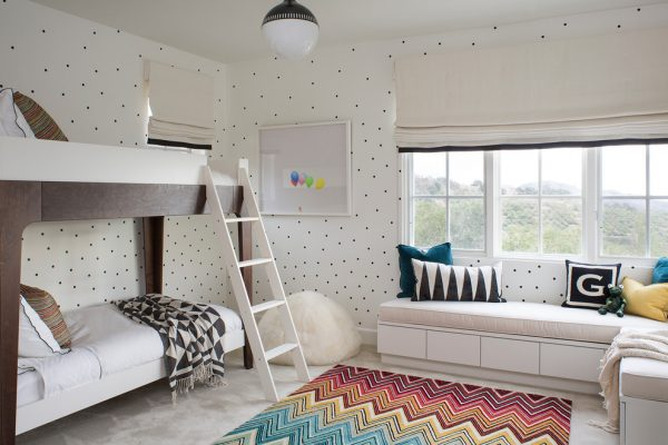 bedroom decorating ideas and designs Remodels Photos Smith Firestone Associates Los Angeles California contemporary-kids-002