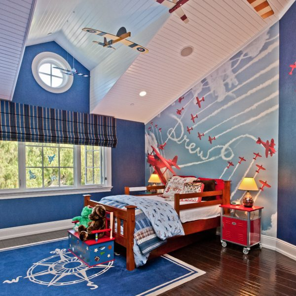 bedroom decorating ideas and designs Remodels Photos Smith Firestone Associates Los Angeles California traditional-kids-001