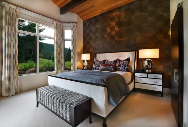 bedroom decorating ideas and designs Remodels Photos Sorento Design, LLC.Park City Utah United States contemporary-bedroom
