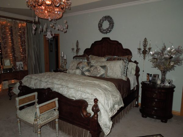 bedroom decorating ideas and designs Remodels Photos Spallina Interiors Homer Glen Illinois United States traditional-bedroom