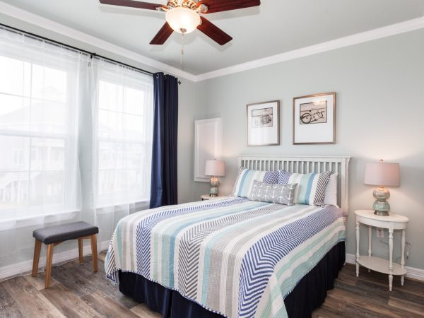bedroom decorating ideas and designs Remodels Photos Staged for Perfection Galveston Texas United States beach-style-bedroom