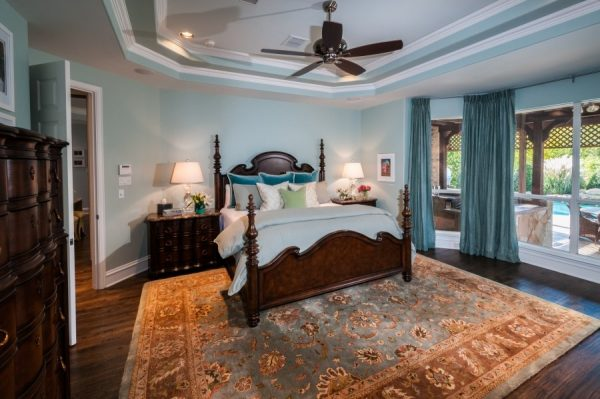 bedroom decorating ideas and designs Remodels Photos Stephanie Kratz Interiors Frisco Texas United States transitional-bedroom