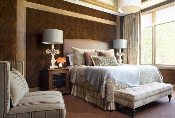 bedroom decorating ideas and designs Remodels Photos Studio 80 Interior Design Eagle Colorado United States transitional-bedroom