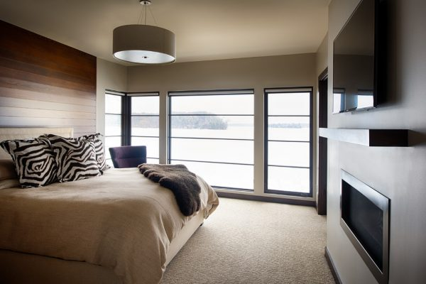 bedroom decorating ideas and designs Remodels Photos Studio M Interiors Plymouth Minnesota United States contemporary