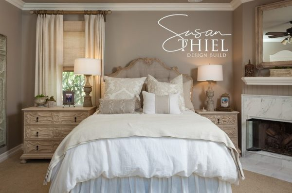 bedroom decorating ideas and designs Remodels Photos Susan Thiel Design Monarch Beach California United States traditional-bedroom-001