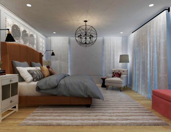 bedroom decorating ideas and designs Remodels Photos TVL Creative Ltd. Denver Colorado United States contemporary-bedroom