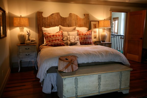 bedroom decorating ideas and designs Remodels Photos Tatom Design LLC Big Sky Montana United States bedroom-001