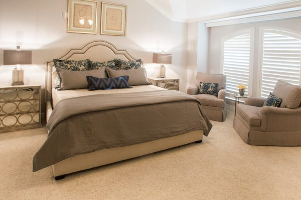 bedroom decorating ideas and designs Remodels Photos Teresa M. Morgan Dallas Texas United States transitional-bedroom-001