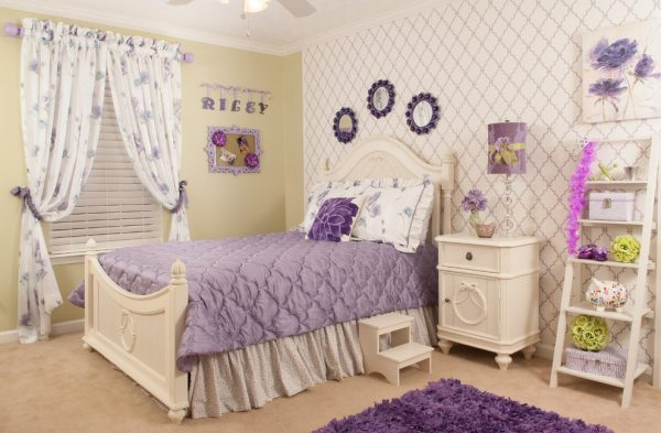 bedroom decorating ideas and designs Remodels Photos Terri Ervin Decorating Den Interiors Dacula Georgia United States traditional-kids-004