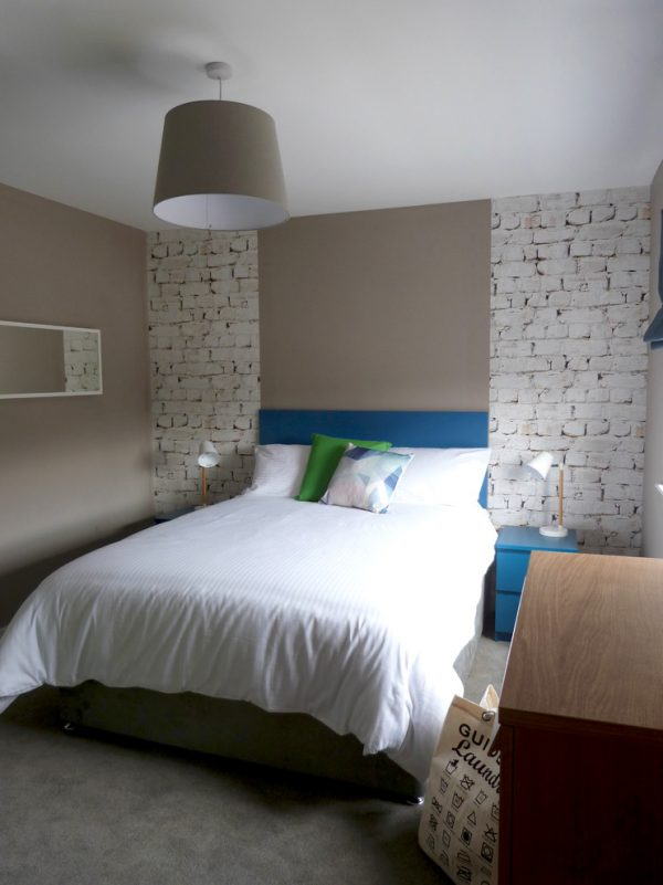 bedroom decorating ideas and designs Remodels Photos Think Contemporary Dublin Ireland United States eclectic-bedroom