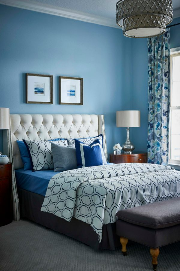 bedroom decorating ideas and designs Remodels Photos Tina Marie Interior Design Lake Mary Florida United States traditional-bedroom