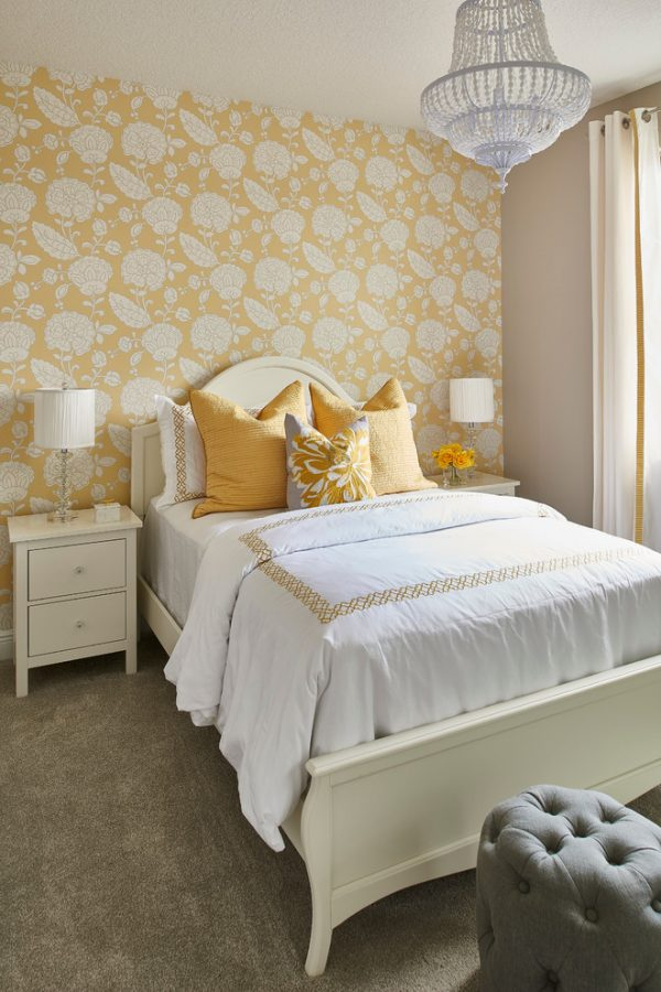 bedroom decorating ideas and designs Remodels Photos Tina Marie Interior Design Lake Mary Florida United States transitional-bedroom-002