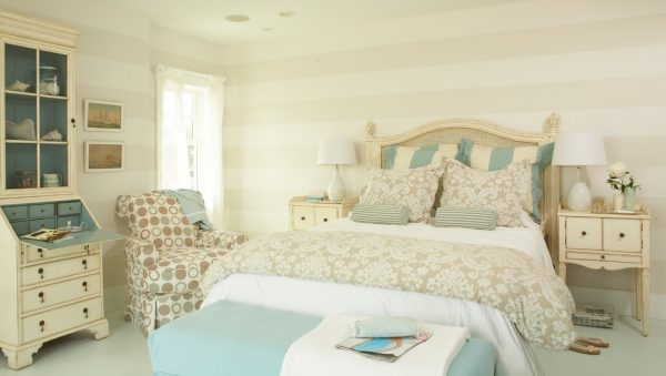 bedroom decorating ideas and designs Remodels Photos Tracey Rapisardi Design Sarasota Florida United States beach-style-bedroom