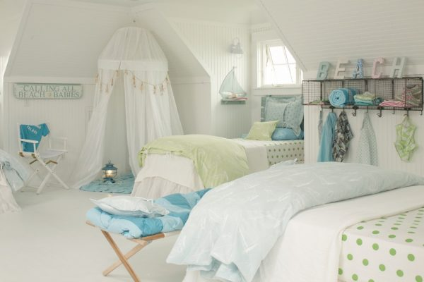 bedroom decorating ideas and designs Remodels Photos Tracey Rapisardi Design Sarasota Florida United States beach-style-kids