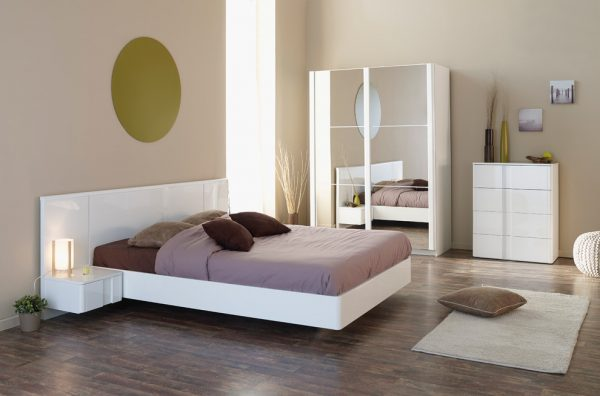 bedroom decorating ideas and designs Remodels Photos Turbo Beds Hallandale Beach Florida United States contemporary-bedroom-furniture-sets