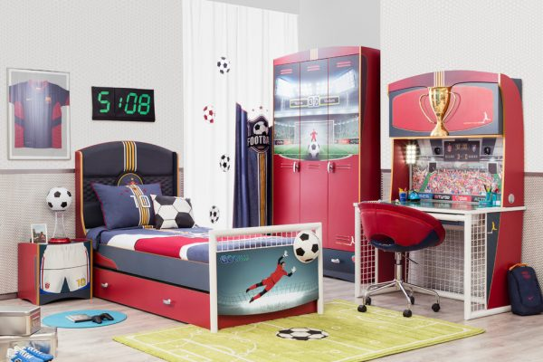 bedroom decorating ideas and designs Remodels Photos Turbo Beds Hallandale Beach Florida United States modern-kids-002