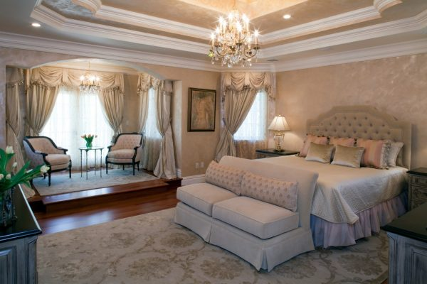 bedroom decorating ideas and designs Remodels Photos Twice As Nice Interiors East Islip New York United States traditional-bedroom