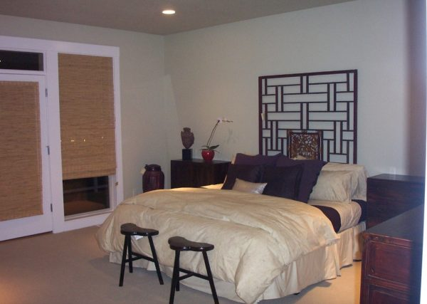 bedroom decorating ideas and designs Remodels Photos Urban Elements Interior Space Portland Oregon United States asian-bedroom