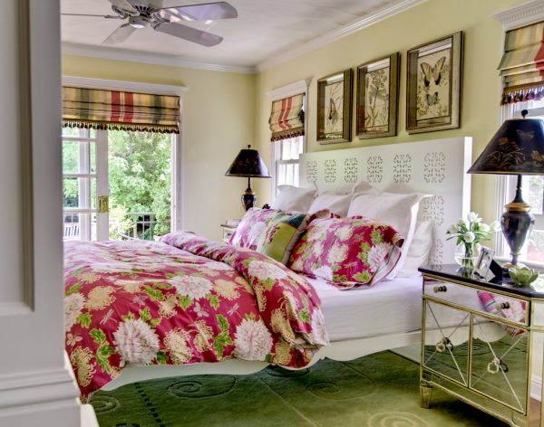 bedroom decorating ideas and designs Remodels Photos Viscusi Elson Interior Design - Gina Viscusi Elson traditional-bedroom-001