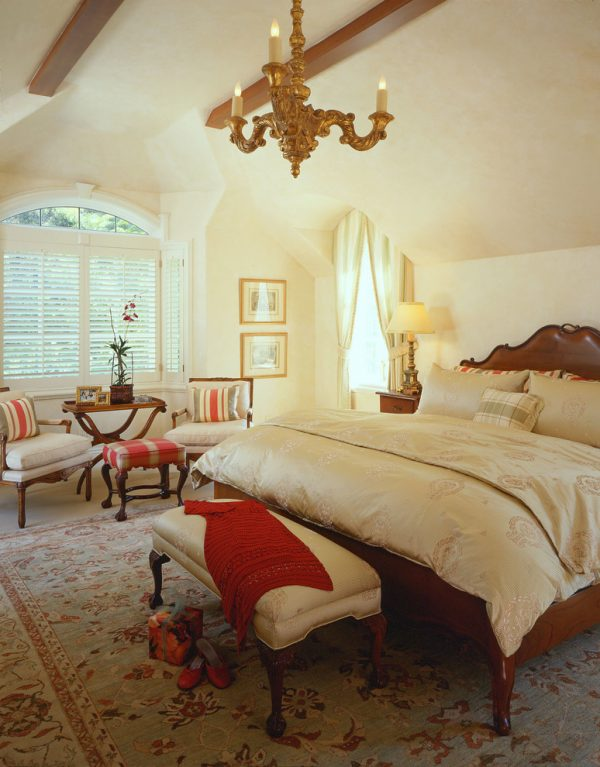 bedroom decorating ideas and designs Remodels Photos Viscusi Elson Interior Design - Gina Viscusi Elson traditional-bedroom-002