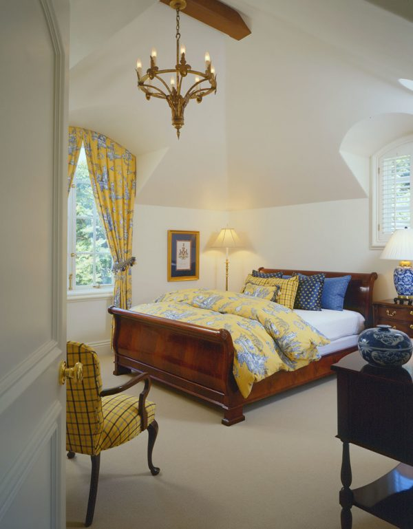 bedroom decorating ideas and designs Remodels Photos Viscusi Elson Interior Design - Gina Viscusi Elson traditional-bedroom-003