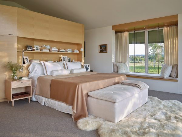 bedroom decorating ideas and designs Remodels Photos WRJ Design Jackson Wyoming United States contemporary-bedroom