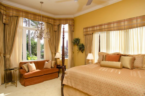 bedroom decorating ideas and designs Remodels Photos Weiss Design Group, Inc.Fort Lauderdale Florida United States mediterranean-bedroom