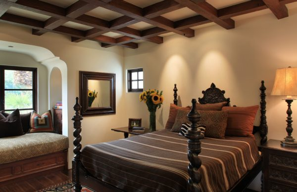 bedroom decorating ideas and designs Remodels Photos Wendy Black Rodgers Interiors scottsdale Arizona United States traditional