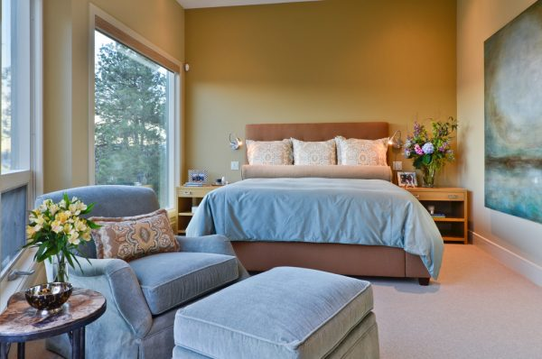 bedroom decorating ideas and designs Remodels Photos Willetts Design & Associates Palm Springs California United States contemporary-bedroom