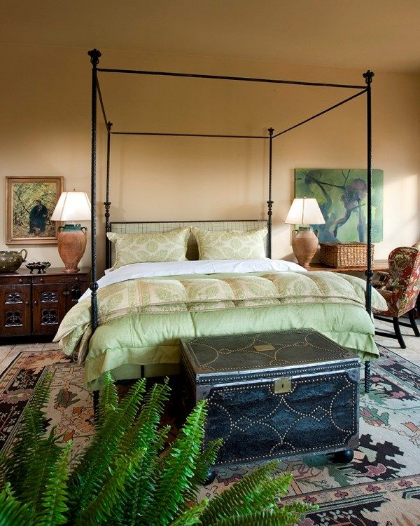 Bedroom decorating and designs by wiseman gale interiors - Interior decorator scottsdale az ...