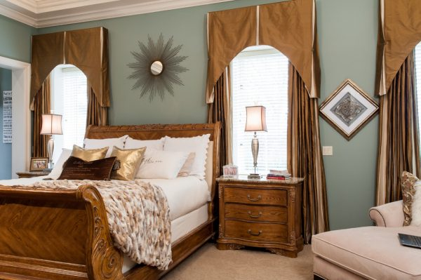 bedroom decorating ideas and designs Remodels Photos Yours by Design Pacific Missouri United States transitional-bedroom-002
