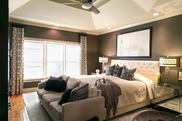 bedroom decorating ideas and designs Remodels Photos Zimmerman Interiors Mount Pleasant South Carolina United States contemporary-bedroom-002