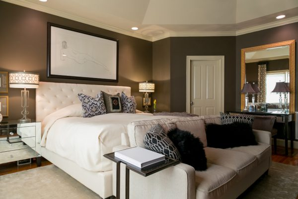 bedroom decorating ideas and designs Remodels Photos Zimmerman Interiors Mount Pleasant South Carolina United States contemporary-bedroom-003