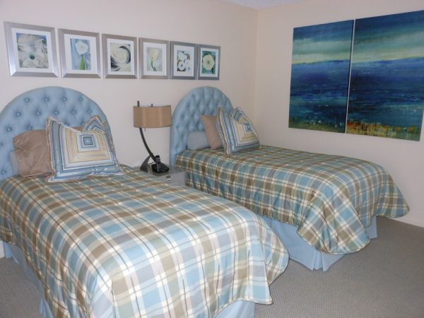 bedroom decorating ideas and designs Remodels Photos nls creations, inc. Highland Beach Florida United States beach-style-bedroom