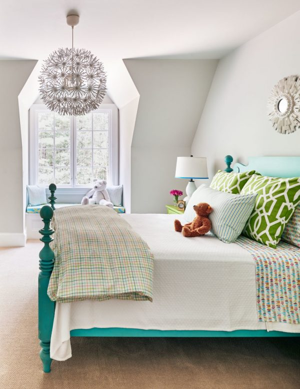 bedroom decorating ideas and designs Remodels Photos traci zeller designs Charlotte North Carolina United States transitional-kids