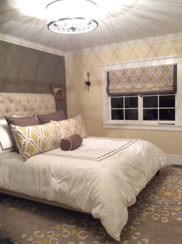 bedroom decorating ideas and designs Remodels Photo Debra Kay George Interiors San Jose California United States contemporary-bedroom-001
