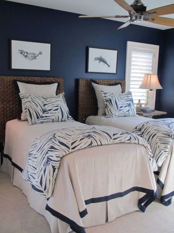bedroom decorating ideas and designs Remodels Photo Interior Concepts, Inc.AnnapolisMaryland United States beach-style-bedroom-001