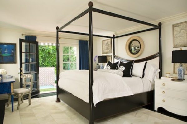 bedroom decorating ideas and designs Remodels Photo Jeneration Interiors Los Angeles California United States transitional