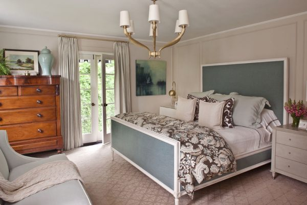 bedroom decorating ideas and designs Remodels Photo Jeneration Interiors Los Angeles California United States transitional-bedroom-003