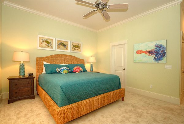 bedroom decorating ideas and designs Remodels Photo Marta Mitchell Interior Design Greensboro North Carolina United States beach-style-bedroom-004