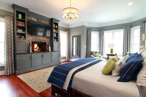 bedroom decorating ideas and designs Remodels Photo Marta Mitchell Interior Design Greensboro North Carolina United States traditional-bedroom