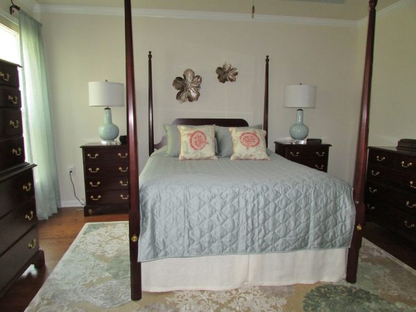 bedroom decorating ideas and designs Remodels Photo Roberta Frank Designs Inc. Apex North Carolina United States transitional