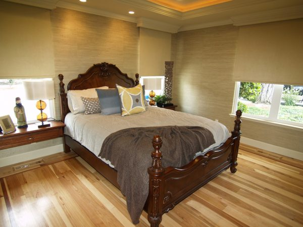 bedroom decorating ideas and designs Remodels Photo Wendy Kristina Glaister Design Modesto California United States transitional-bedroom-001