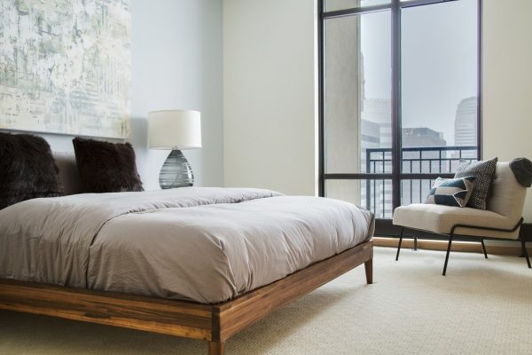bedroom decorating ideas and designs Remodels PhotoTiffany Hanken Design Minneapolis Minnesota United States rustic