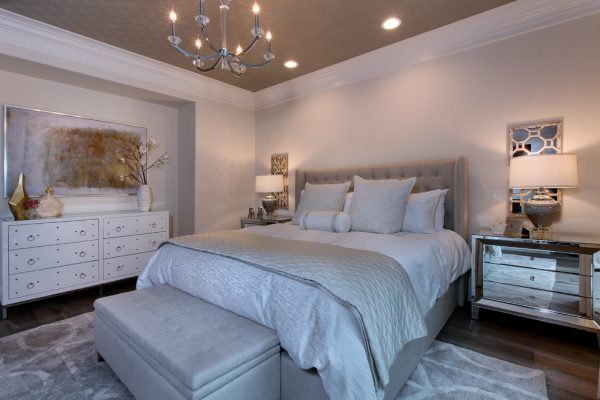 bedroom decorating ideas and designs Remodels Photos 27 Diamonds Interior Design Westminster California United States contemporary-bedroom-002