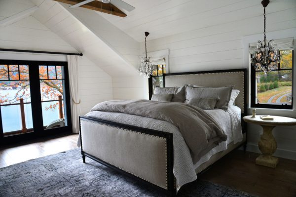 bedroom decorating ideas and designs Remodels Photos A Perfect Placement Mechanicville New York United States farmhouse-bedroom