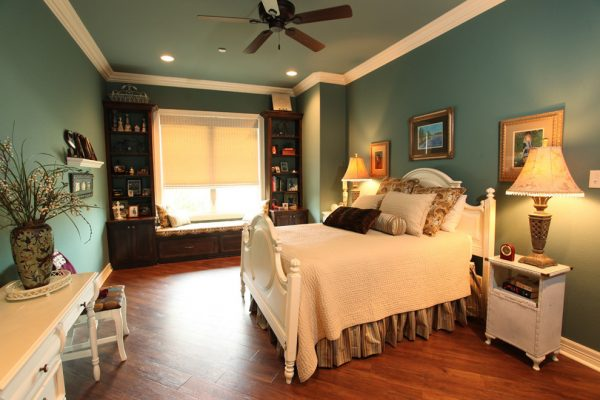 bedroom decorating ideas and designs Remodels Photos Ambiance Nacogdoches Texas United States traditional-bedroom-001