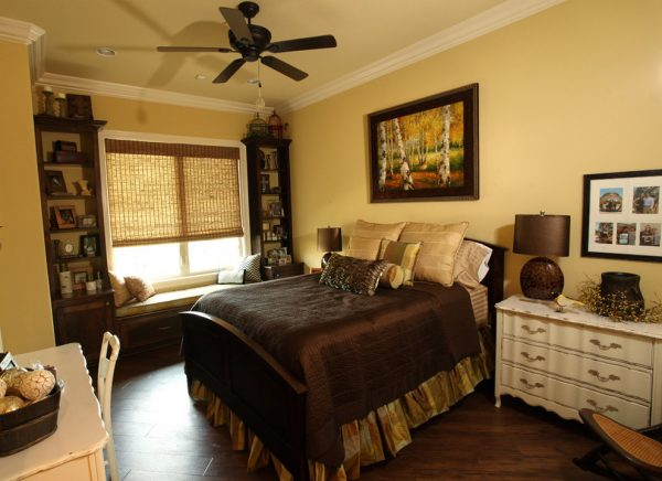 bedroom decorating ideas and designs Remodels Photos Ambiance Nacogdoches Texas United States traditional-bedroom-002