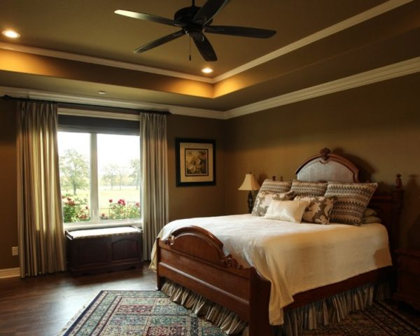 bedroom decorating ideas and designs Remodels Photos Ambiance Nacogdoches Texas United States traditional-bedroom