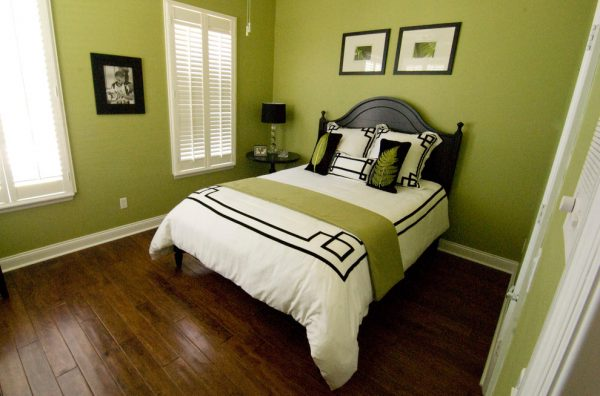 bedroom decorating ideas and designs Remodels Photos Angie Schwab Interiors LLC Middleton Wisconsin United States contemporary-bedroom